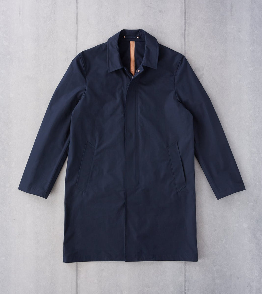 Private White V.C. Ventile® Mac 3.0 - Midnight Division Road