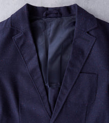 Corridor NYC Wool Spec Blazer - Navy Division Road