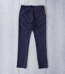 Corridor NYC Wool Spec Trousers - Navy Division Road