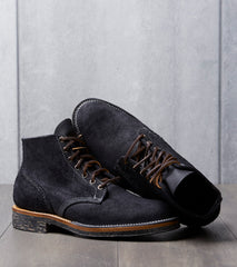 Boondocker - 2030 - Dr. Sole Cord - Black Oil Tan Roughout