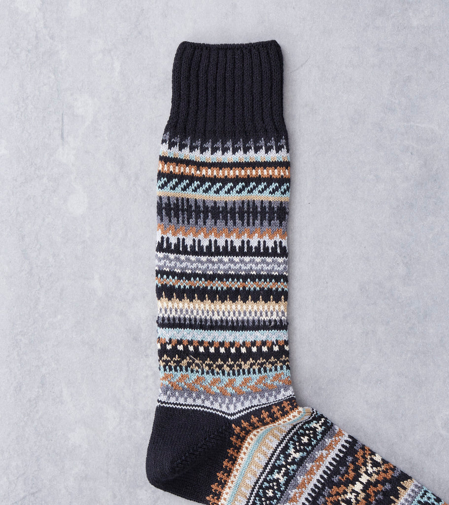 Chup Socks - Hogan - Black Division Road