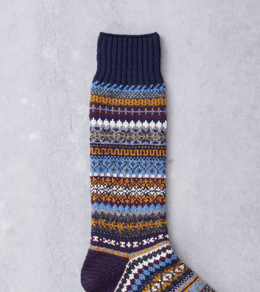 Chup Socks - Lampaat - Peacock Division Road