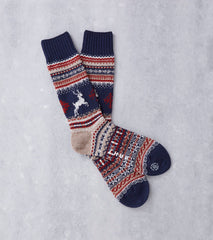 Chup Socks - Joiku - Navy Division Road
