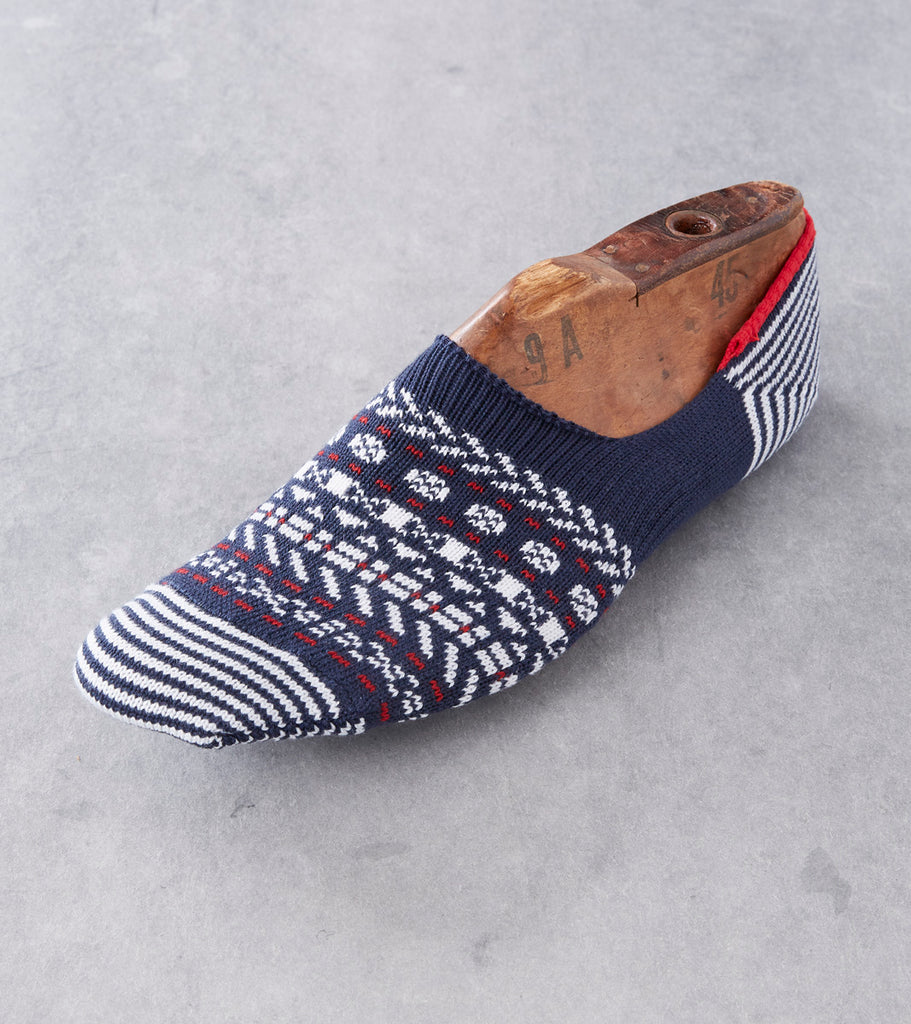 Chup Socks - Ounce - Navy Division Road