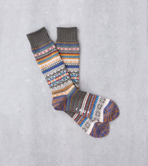 Chup Socks - Fiddle - Moss Division Road