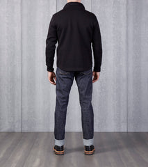 Dehen 1920 Moto Jersey Sweater - Black Division Road
