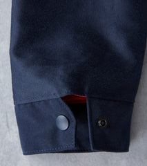Dehen 1920 Mechanics Jacket - Japanese Canvas - Navy - Division Road