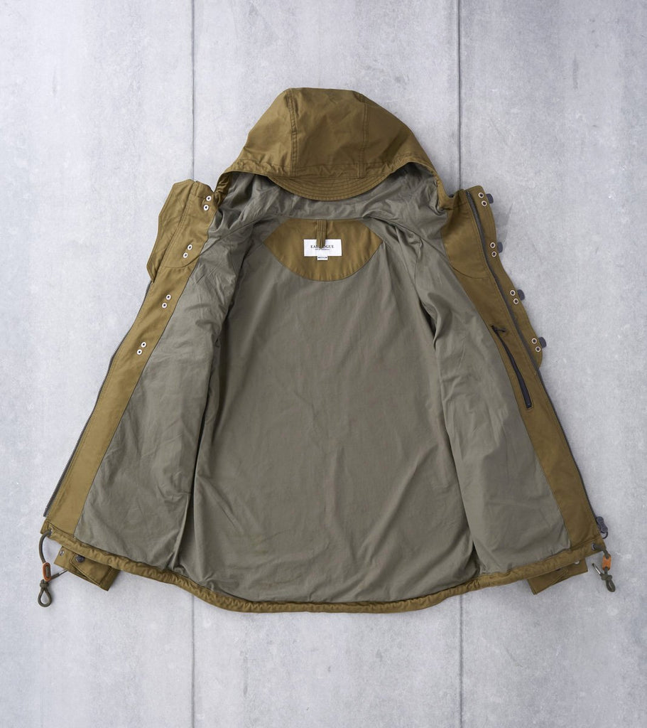 Eastlogue Deck Parka - Olive Drab Division Road