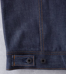Ginew Thunderbird Jacket - White Oak® Selvedge Denim Division Road