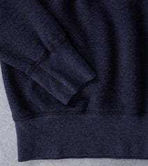 Double V Warm Up Sweatshirt - Midnight