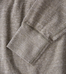 National Athletic Goods - Long Sleeve Gym Tee - Sage Division Road