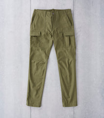 Nine Lives 9LU Military Spec Canvas Cargo - Khaki - Division Road