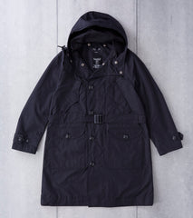 Eastlouge Division Road Changjin 3-1 Battle Parka - Black