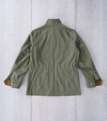 Private White V.C. Spring Field Jacket - Olive Division Road