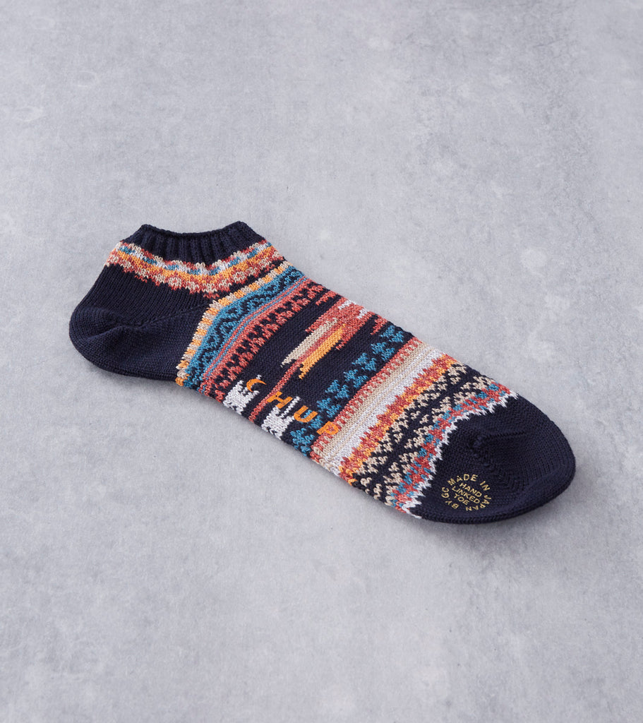 Chup Socks - Taos - Denim Division Road