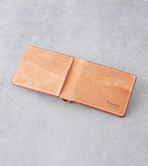Tanner Goods - Utility Bifold - Golden Harness M81 Camo Division Road