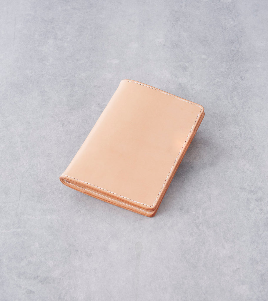 Tanner Goods - Travel Wallet - Natural Division Road