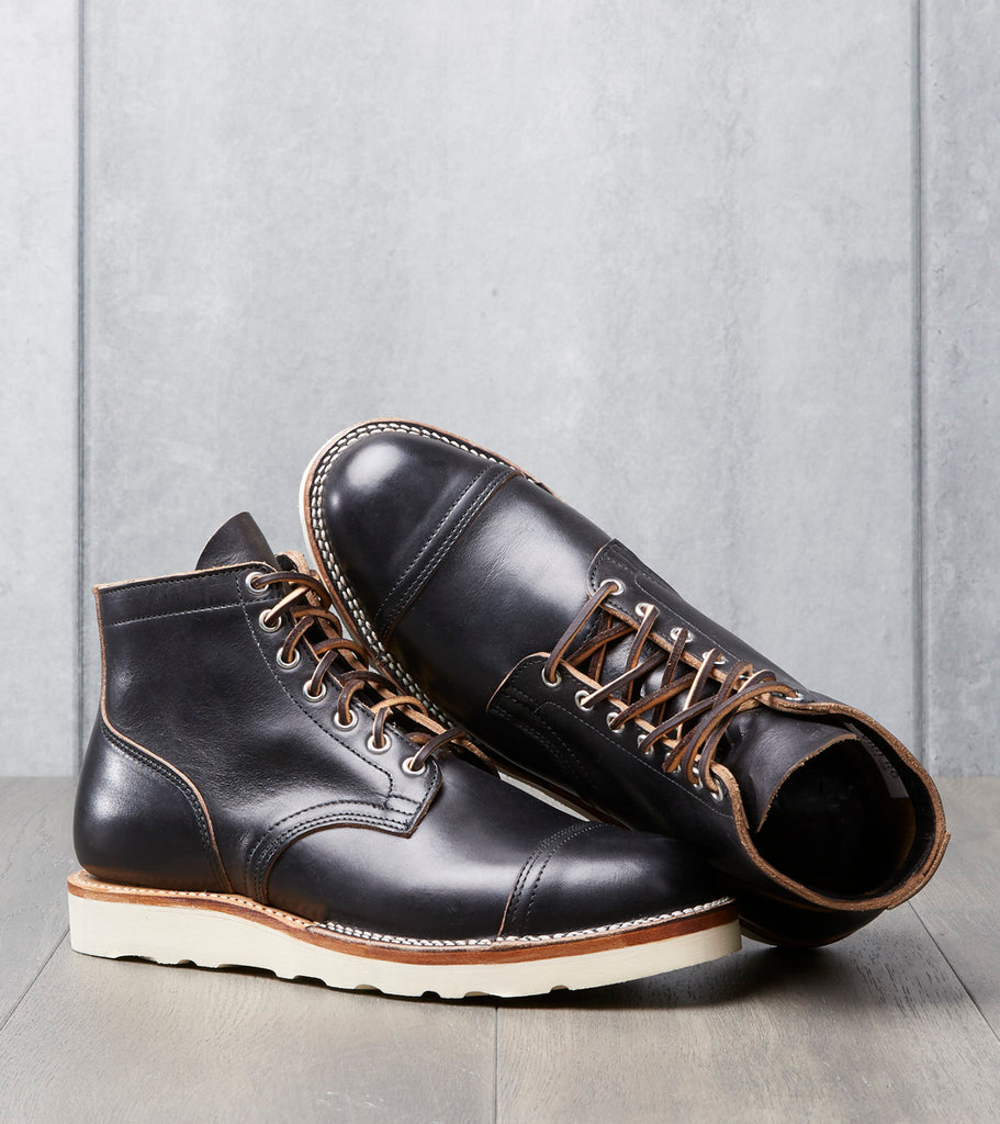 Viberg Service Boot - 2030 - Christy - Black CXL Division Road