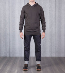 wings+horns Original Hooded Pullover - Stone Division Road