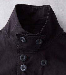 Ten C OJJ Field Shirt Jacket - Black Division Road