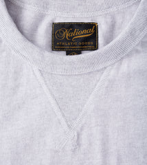 National Athletic Goods V Pocket Tee - White Heather Division Road