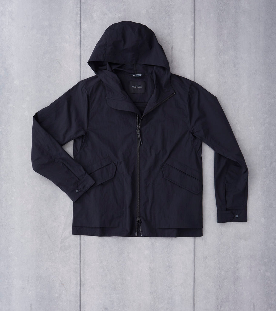 wings + horns Storm Jacket - Midnight Division Road