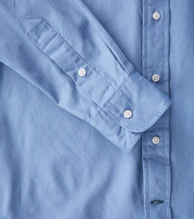 Gitman Vintage Overdye Oxford - Blue Division Road