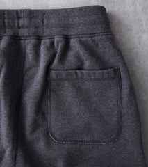 Reigning Champ Slim Sweatpant - Heather Charcoal Division Road
