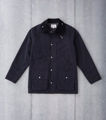 Still By Hand Field Jacket - Navy Division Road