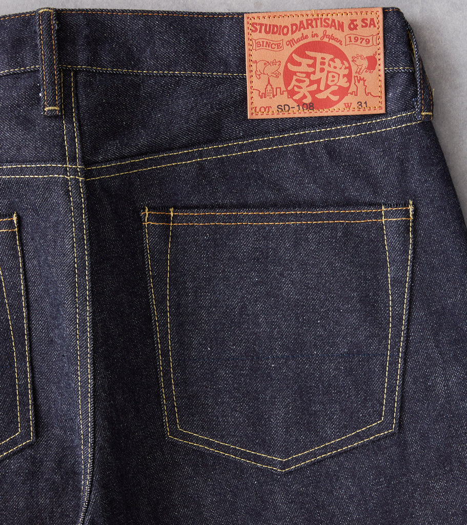 Division Road Studio D'Artisan - SD-108 - Relaxed Tapered 100 Series