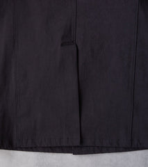 Ten C OJJ Car Coat - Black Division Road