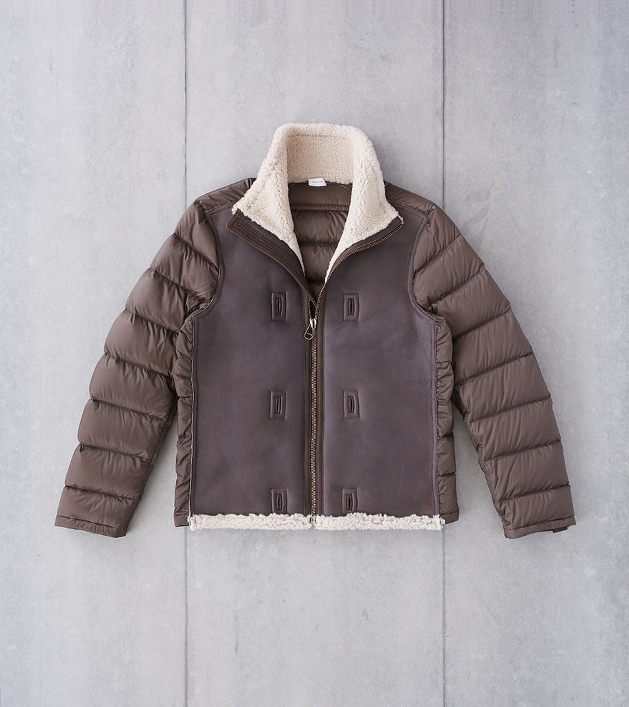Shearling Liner - Brown