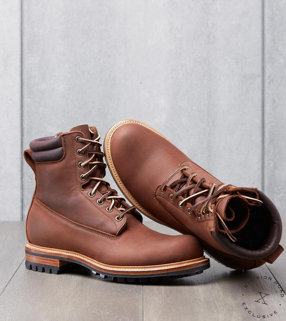 Division Road Viberg Hiking Hunter - 2040 - Commando – Tobacco Chamois