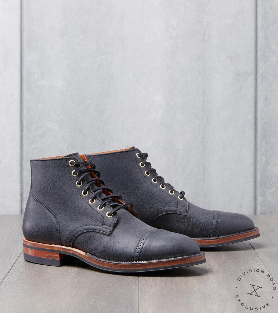 Division Road Viberg Service Boot - 2020 - Dainite - Black Unicorn