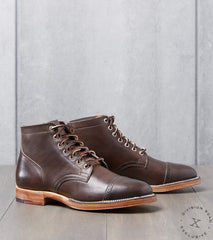 Division Road Viberg Service Boot - 2020 - Leather - Italian Port Horsebutt