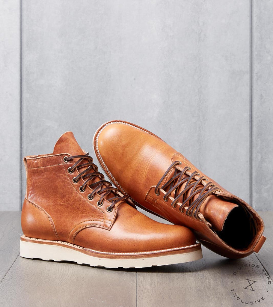 Division Road Viberg Service Boot - 2030 - Christy - Natural Dublin