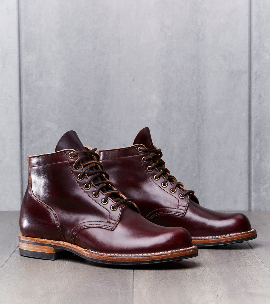 Viberg Service Boot - 2040 - Dainite - Color 8 CXL Division Road
