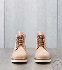 Viberg x Division Road Service Boot - 2030 - Christy - Natural CXL Roughout