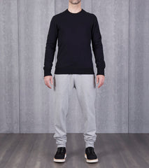 Reigning Champ Slim Sweatpant - Heather Grey Division Road