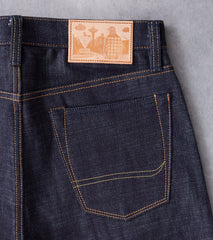 Benzak Denim Developers - BDDxDR-711 - Heavy Slub - 16oz Division Road