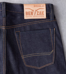 Benzak Denim Developers BDD-711 - Special 1 - 14oz Division Road