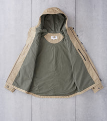 Eastlogue Deck Parka - Dark Beige Twill Division Road