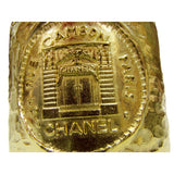 Vintage Chanel Bracelet with Cambon Coat of Arms