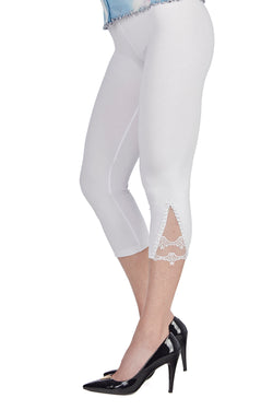 Leggings with Crystals
