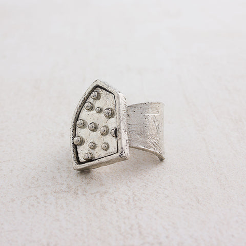Ipala Pewter Ring