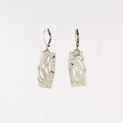 Liado Pewter Earrings