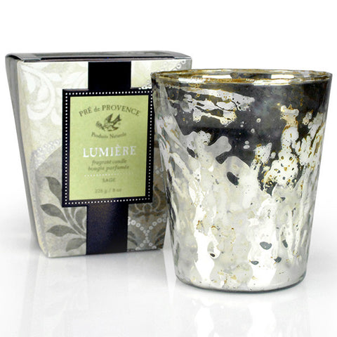 Sage Lumiere Fragrant Candle