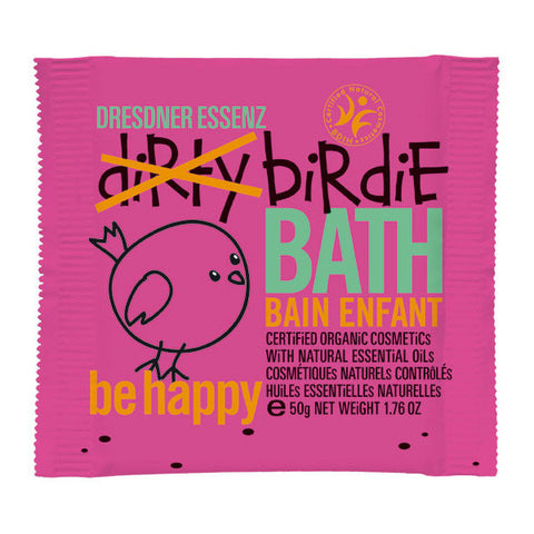 Be Happy - Rose & Vanilla Oil Bath Powder