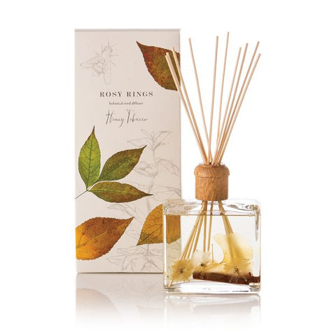Honey Tobacco Botanical Reed Diffuser