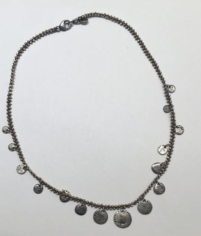 Sterling Silver Chan Luu Necklace